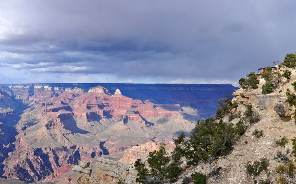 Grand Canyon National Park: Yavapai Geology Museum 0453
