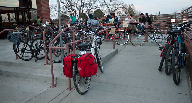 Southern Sun Bike Parking