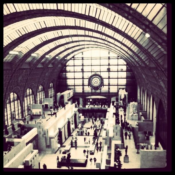 D'Orsey Museum, Paris
