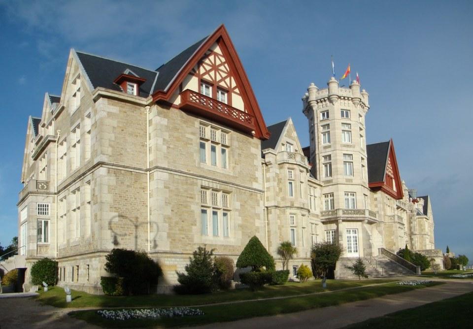 Real Palacio de la Magdalena Santander Cantabria 05