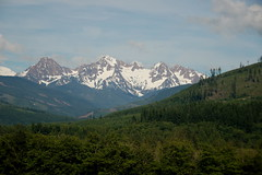 Two Sisters Mountain