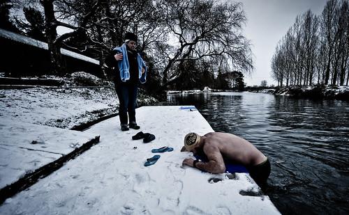 Ice Swimmer, England