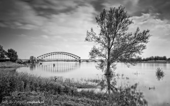 Ondergelopen uiterwaarden / Flooded Floodplains / Hattem / Zwolle
