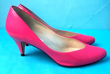 Image result for Vintage from the 1980s shoe