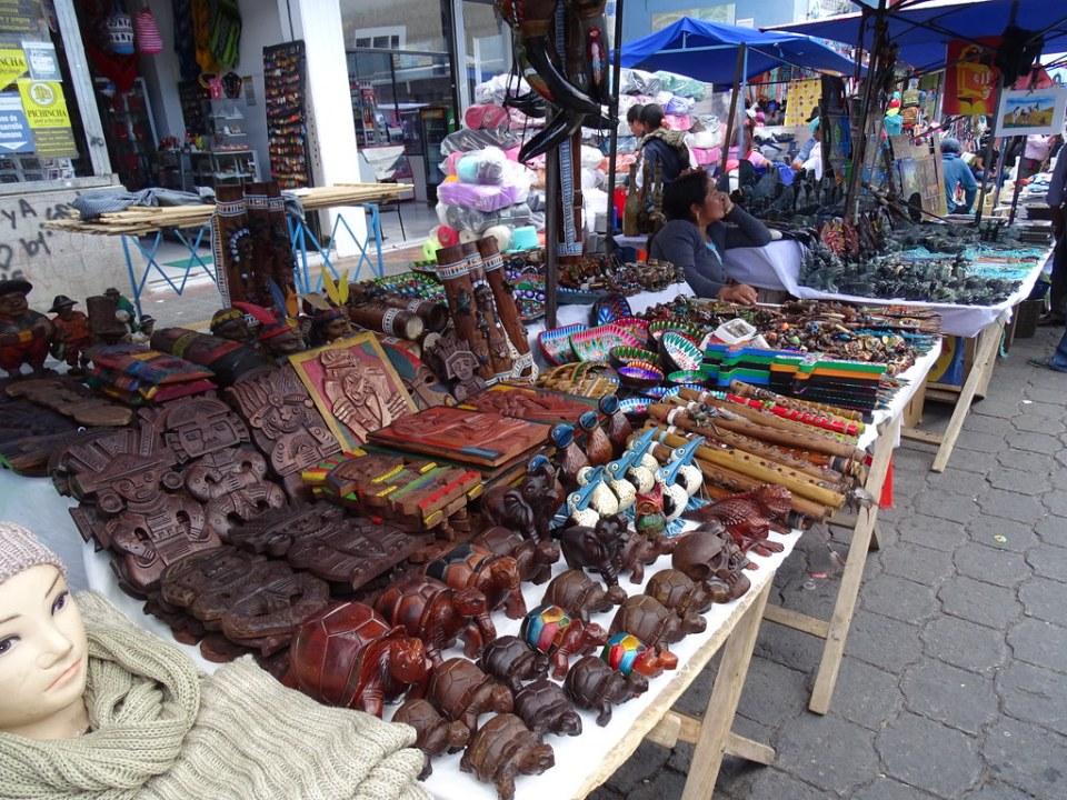 Mercado  Otavalo Ecuador 12