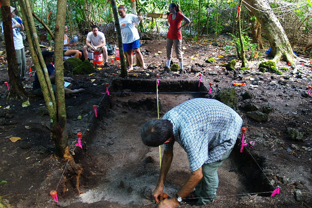 Archeological Field Training, Ritidian