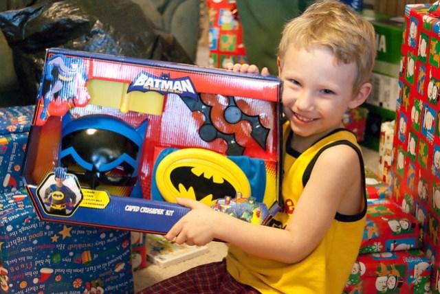 I'M the Batman!