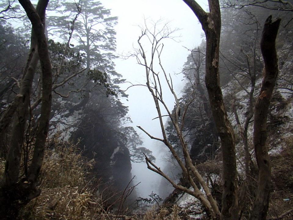 Monte Emei Montaña Sagrada del budismo Emeishan provincia de Sichuan China Patrimonio de la Humanidad Unesco 03