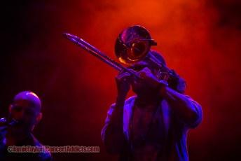 Galactic featuring Macy Gray @ Pemberton Music Festival - July 17th 2015