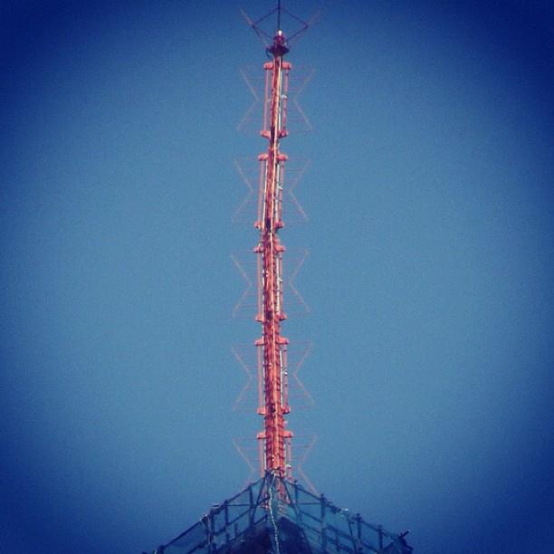Tokyo Tower antenna