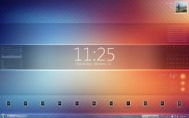 Summer 2009 W7 Desktop UI Design