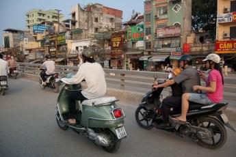 Riding Hanoi 14
