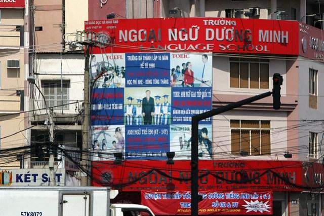 Need a Language School in Vietnam?