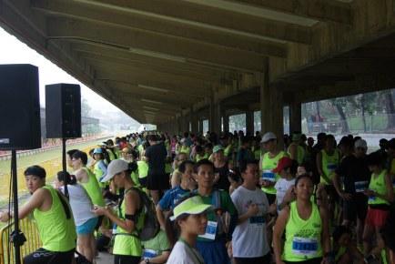 Green Corridor Run 2014