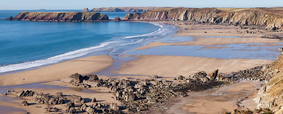 Marloes Sands - Pembrokeshire