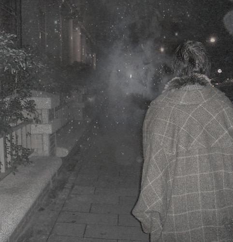 緩緩的 將星辰雲霧吸入鼻腔填滿肺部 /融會貫通了   林幻夢露   Flickr