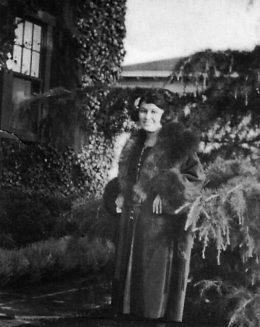 Isabel Veneziano Pashepry, 1920