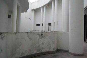 Ethnologiemuseum Innenhof