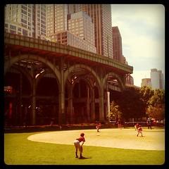 Riverside Park, NYC