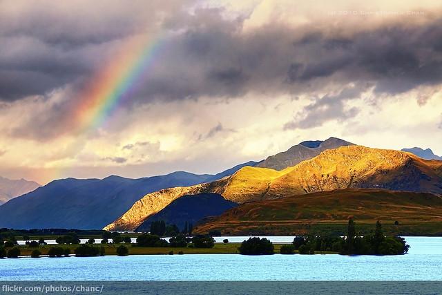 Glendhu Bay, New Zealand