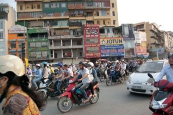 Riding Hanoi 16