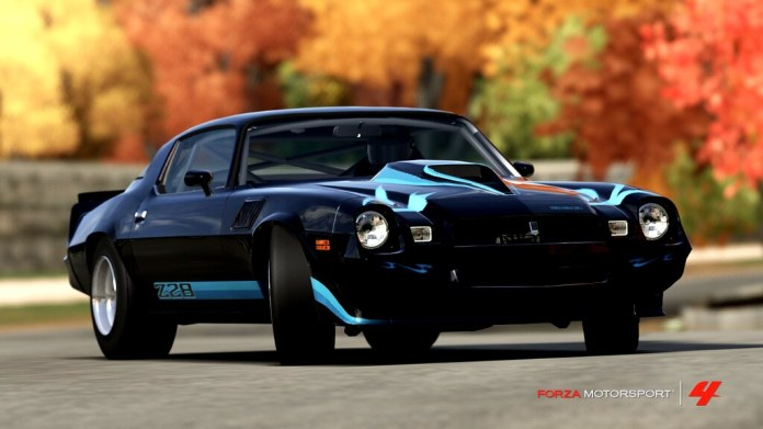 Chevy Camaro Z28 Forza Motorsport 4 Uvularatol4 Flickr
