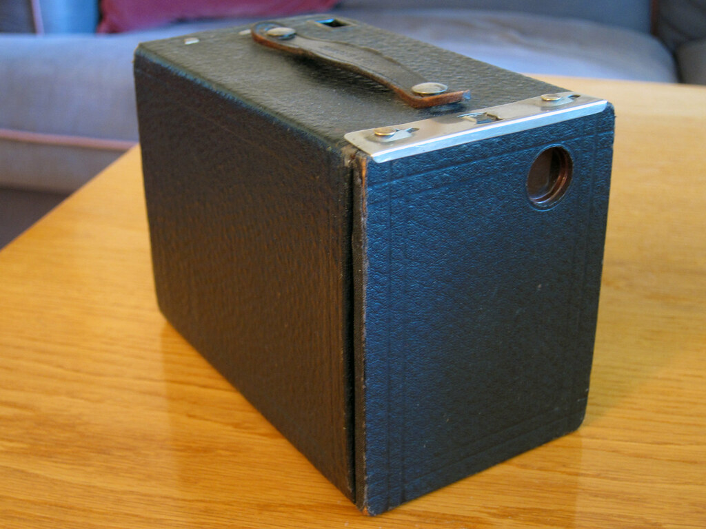 Kodak Brownie No. 2 Model D