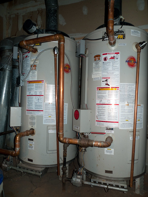 Domestic Hot Water Heaters