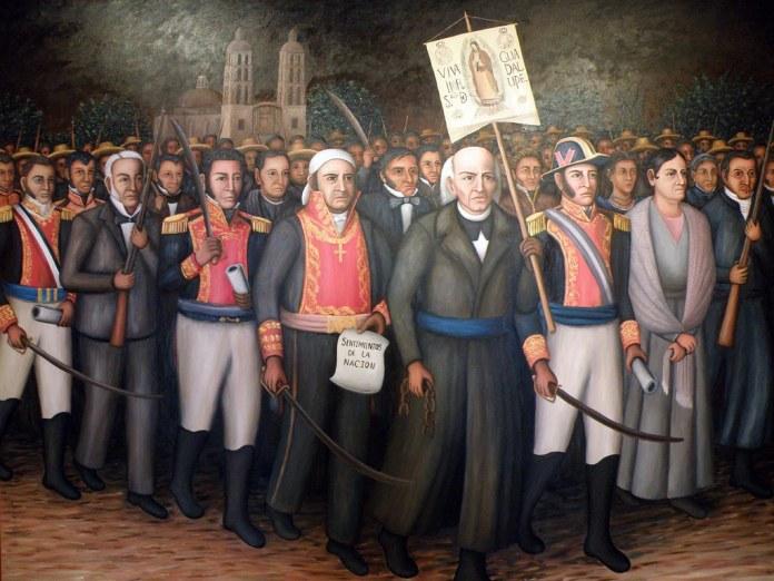 Miguel Hidalgo, Vicente Guerrero, Jose Maria Morelos y Pav… | Flickr