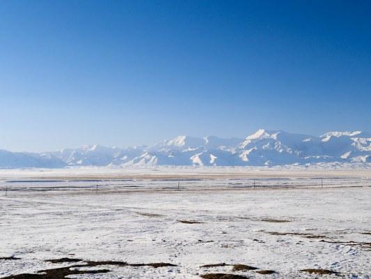 Sary valley | Jan, 2016