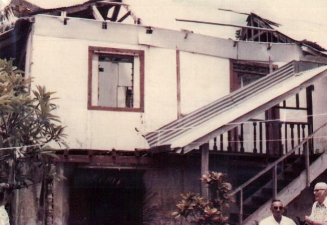 Lujan House Before the 1982 Restoration