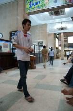 Bahnhof Hanoi