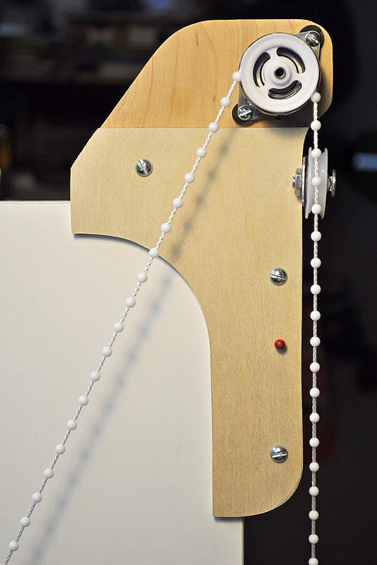 Polargraph Bracket Closeup Front