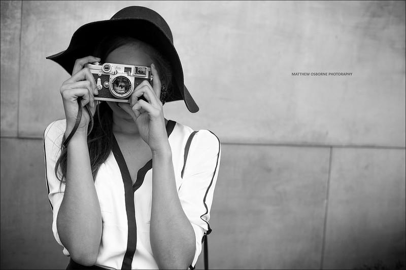 Leica M3 Model Photography