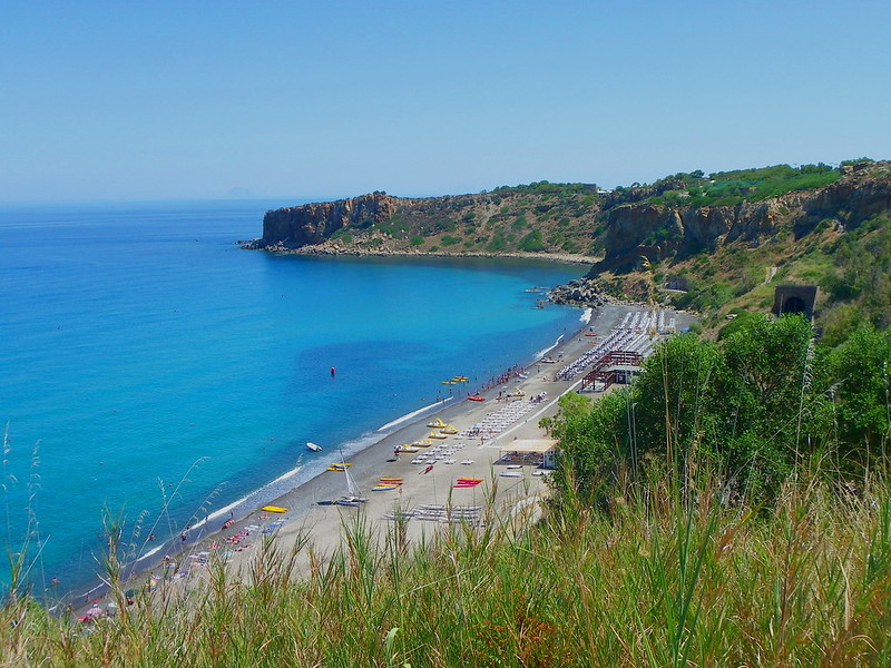 Beach of Torre Conca, Pollina, Sicily
