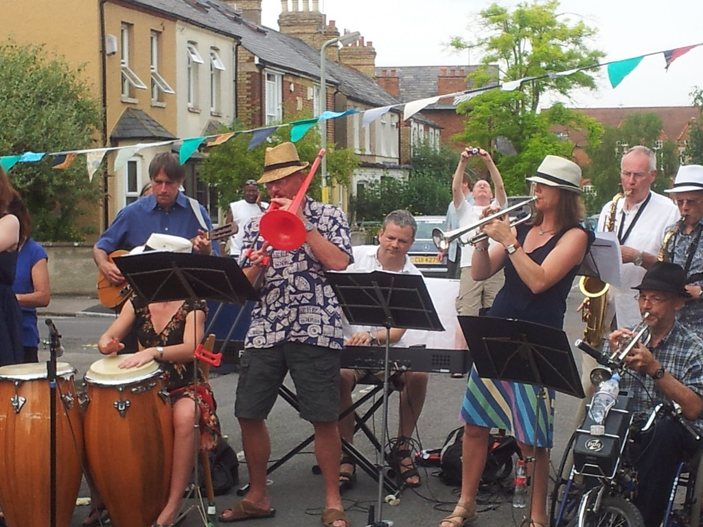 Percy St Street Party