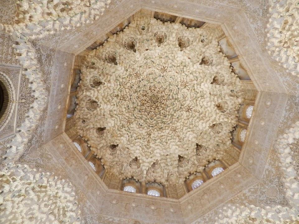 Granada La Alhambra palacios nazaries 28