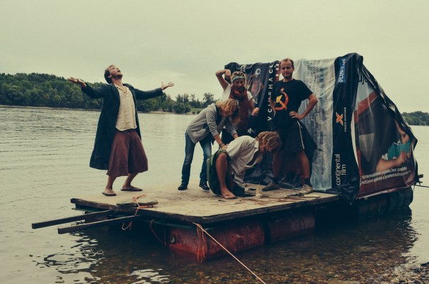 The End of the Pirates of the Danube (We Get Arrested)