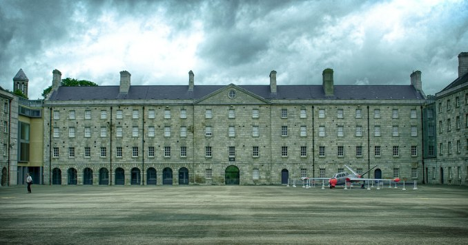 National Museum of Ireland - Decorative Arts and History - Michael Collins Barracks