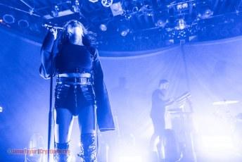 Phantogram + The Range @ The Commodore Ballroom - October 9th 2016