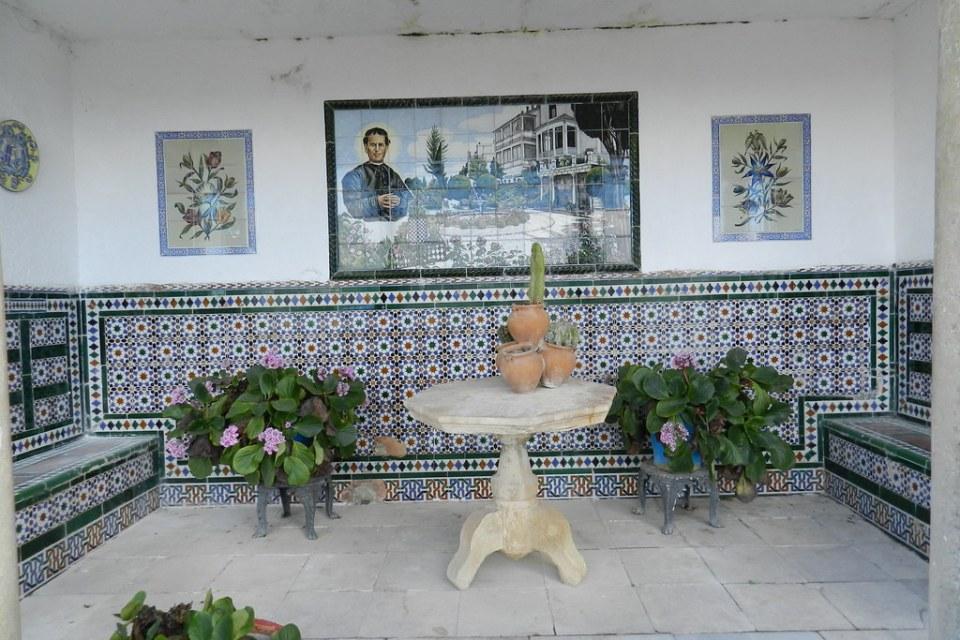 Jardin Casa Don Bosco Ronda Malaga 13