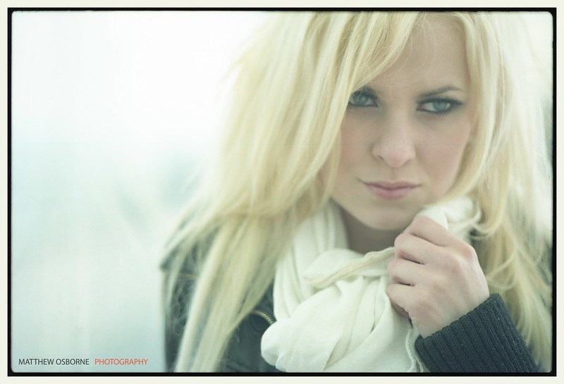 Kodak Portra Fashion Photography