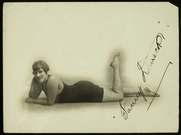 Storie di Nuoto: Fanny Durack