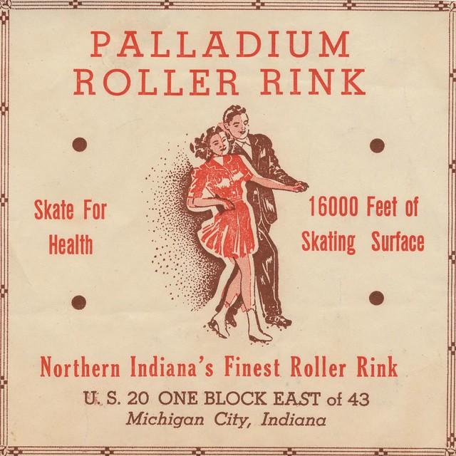 Palladium Roller Rink - Michigan City, Indiana