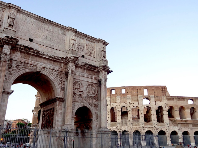 Roma Colosseo - 4