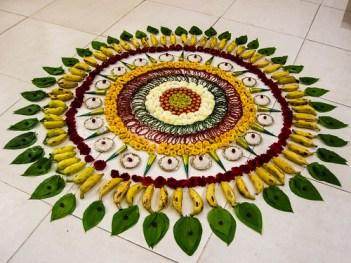 Creative Floor Art