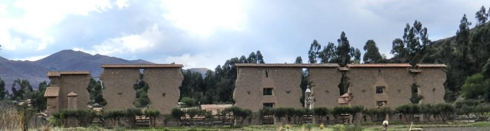 Racchi Templo de Wiracocha Peru 01