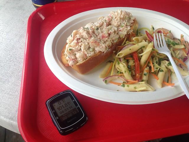 Tully's Lobster Roll