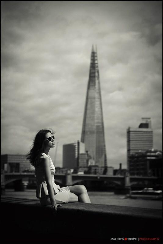 Portrait Photography Workshop, London