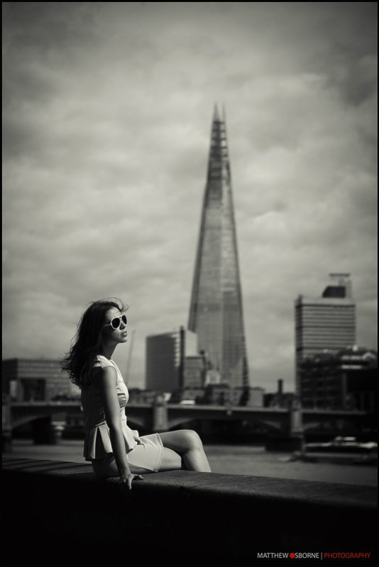 Portrait Photography Workshop, London